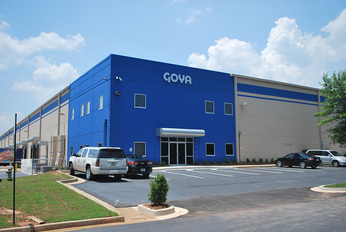 Goya Foods Warehouse